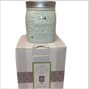 Scentsy Chasing Fireflies Wall Warmer, NEW
